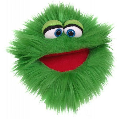 Green Blabbermouth Hand Puppet