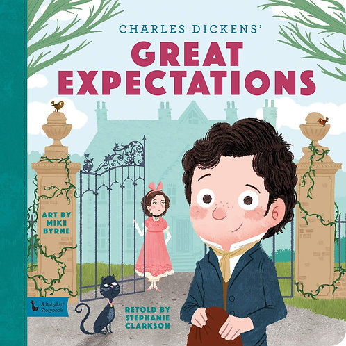 Great Expectations: A BabyLit Storybook Hardcover