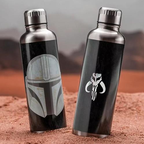 Star Wars The Mandalorian Premium Water Bottle