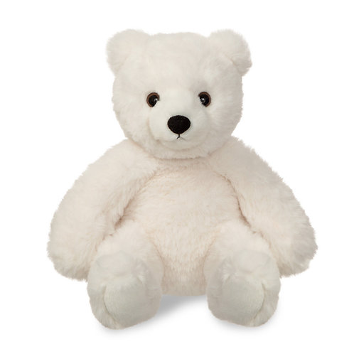 Aurora World White Bear Soft Toy