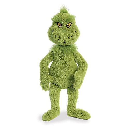 Dr Suess The Grinch Soft Toy