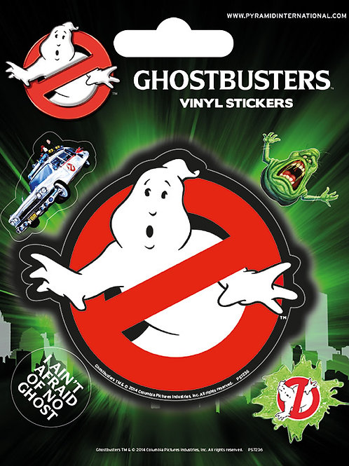 Ghostbusters Logo Stickers