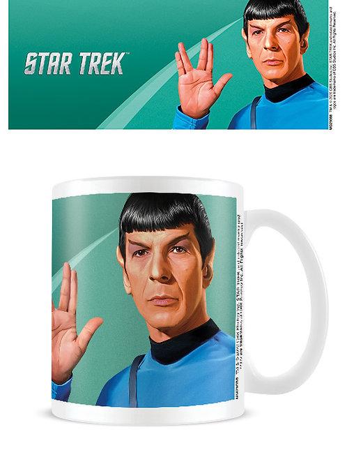 Star Trek Spok Mug