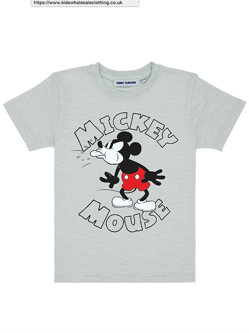 Fabric Flavours Mickey Mouse Tee