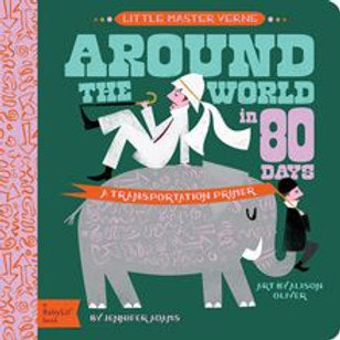 Around The World In 80 Days (a Transportation Primer)