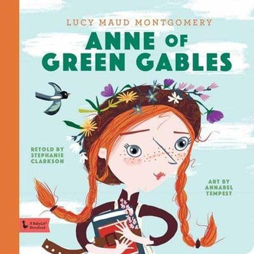 Anne Of Green Gables A BabyLit Storybook Hardcover
