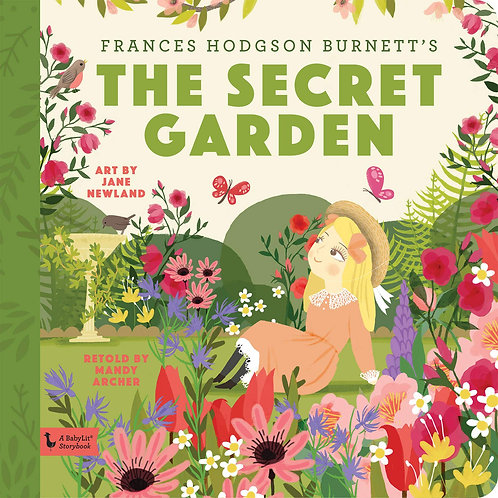 The Secret Garden: A BabyLit Storybook Hardcover