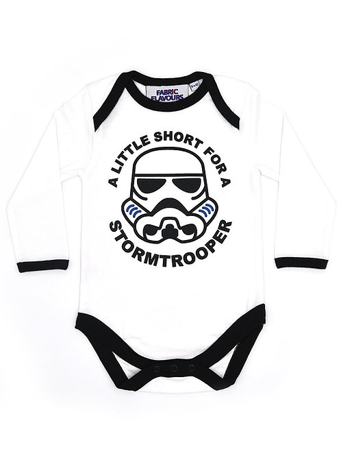 Fabric Flavours Star Wars Storm Trooper Baby Vest