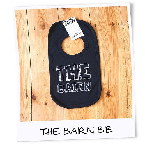 Geordie Baby Bib for The Bairn