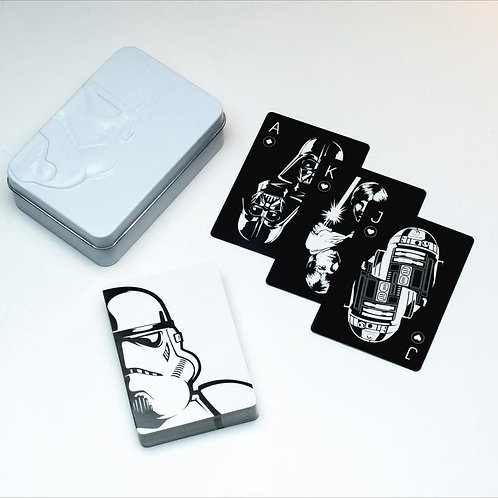 Star Wars Stormtrooper Playing Cards
