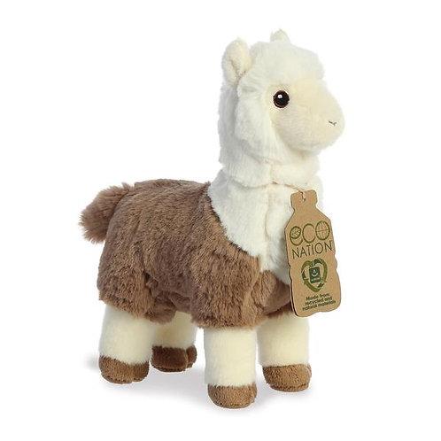 Eco Nation Alpaca Soft Toy
