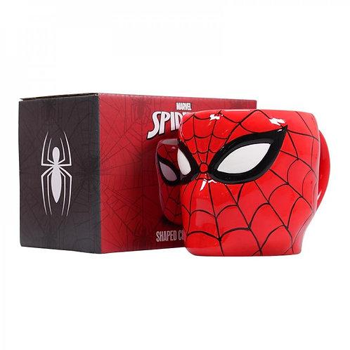 Marvel Spider-Man 3d Shaped Mug