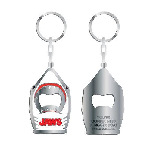 Jaws Bottle Opener Keyring