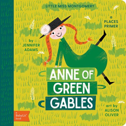 Anne of Green Gables (a Places Primer)