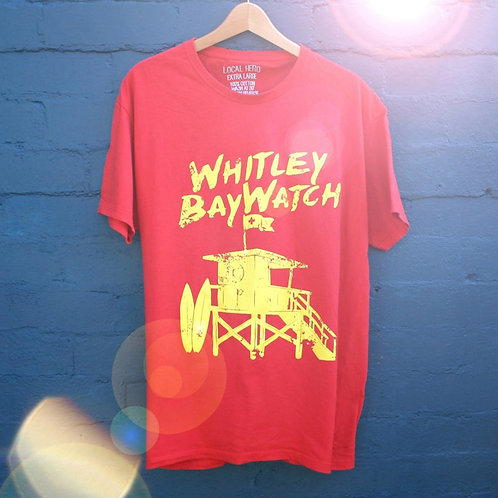 Local Hero Whitley Bay Watch Adult Tee