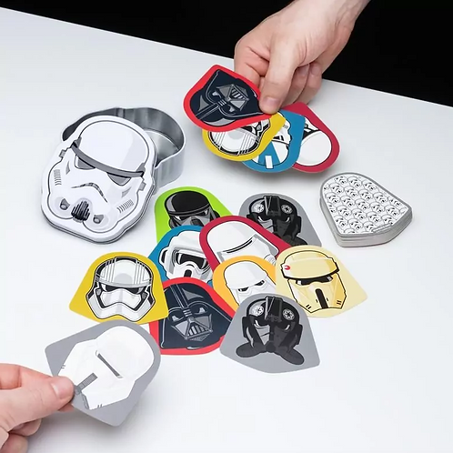 Star Wars Dark Side Shuffle Card Game