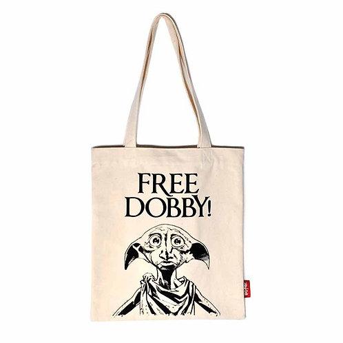 Harry Potter Free Dobby Canvas Bag