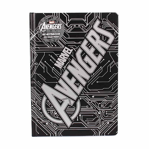 Marvel Avengers A5 Notebook