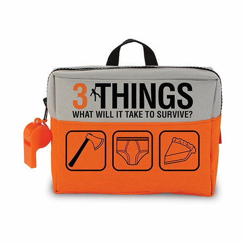 3 Things Survival Game