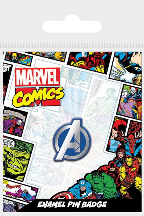 Marvel Avengers Enamel Pin Badge