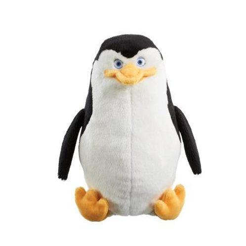 Madagascar Penguin Soft Toy