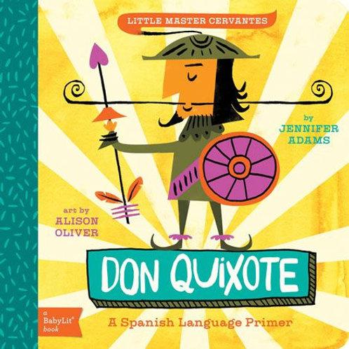 Don Quixote (a Spanish Language Primer)