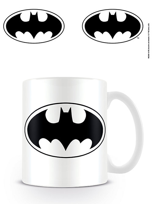 DC Comics Batman Logo Mug