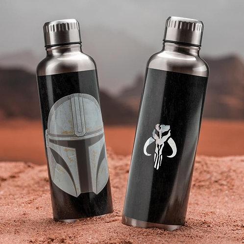 Mandalorian Metal Bottle