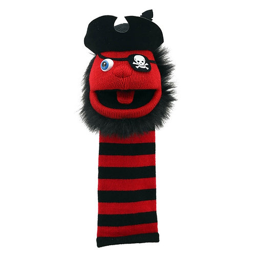 Sockettes Hand Puppet Pirate