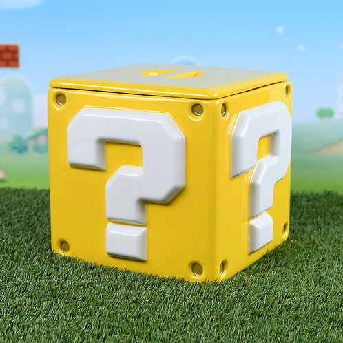 Super Mario Cookie Jar