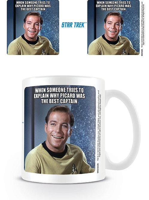 Star Trek Kirk Mug