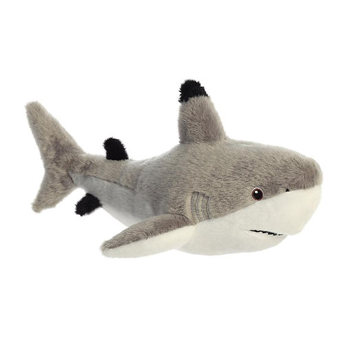 Eco Nation Blacktip Shark Soft Toy