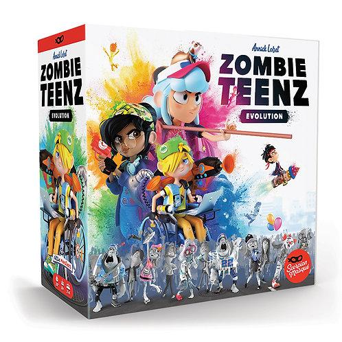 Zombie Teenz Evolution Game