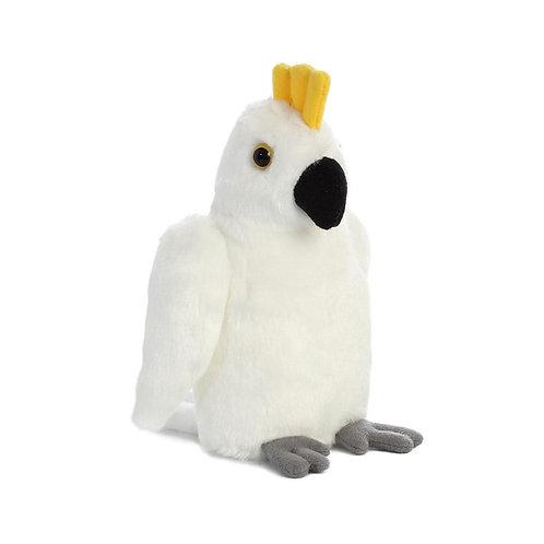 Mini Flopsie - Cockatoo Soft Toy