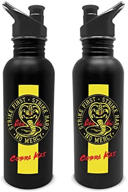 Cobra Kai Metal Bottle