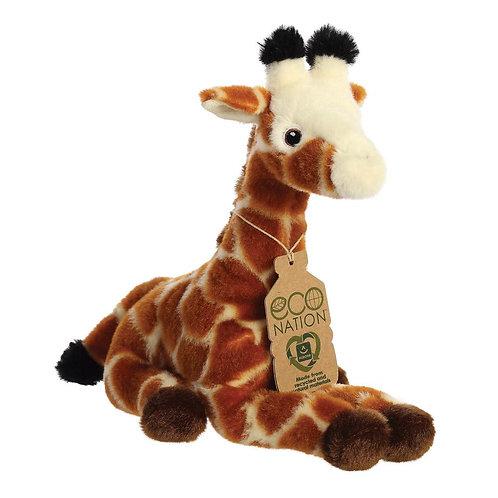 Eco Nation Giraffe Soft Toy