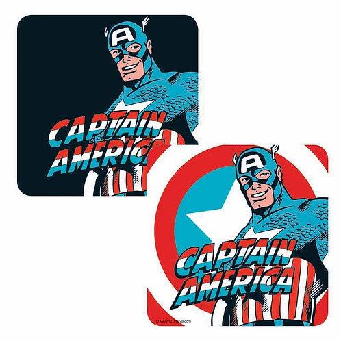 Marvel Captain America Lenticular Coaster