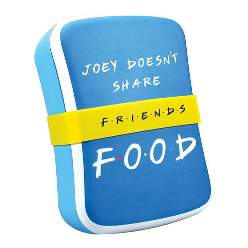 Friends Joey Doesn't Share Food Lunch Box