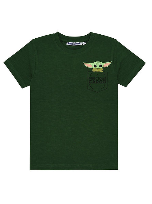 """Fabric Flavours """"The Child"""" Pocket Tee"""