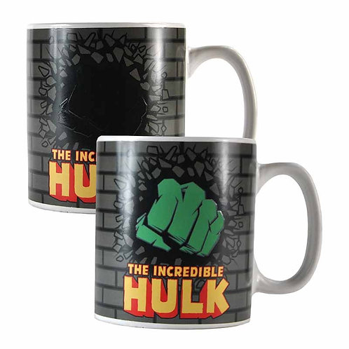Marvel Heat Changing Hulk Mug