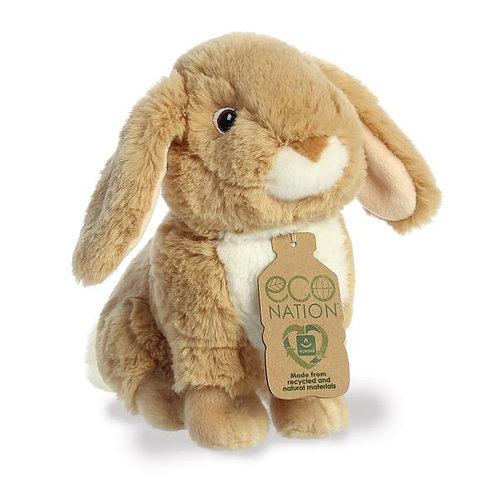 Eco Nation Rabbit Soft Toy