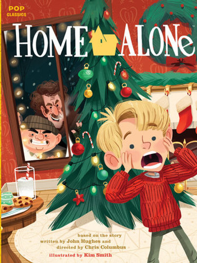 Home Alone Classic Illustrated Story Book