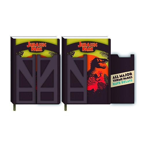 Jurassic Park A5 Notebook