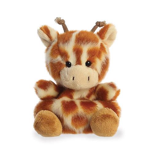 Palm Pals Safara Giraffe 5in Soft Toy