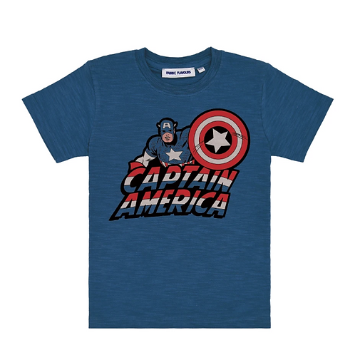Fabric Flavours Captain America Tee