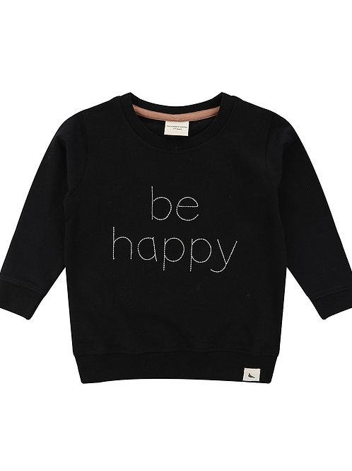 Turtle Dove Be Happy Sweatshirt