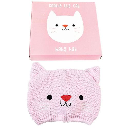 Cute Cat Baby Hat