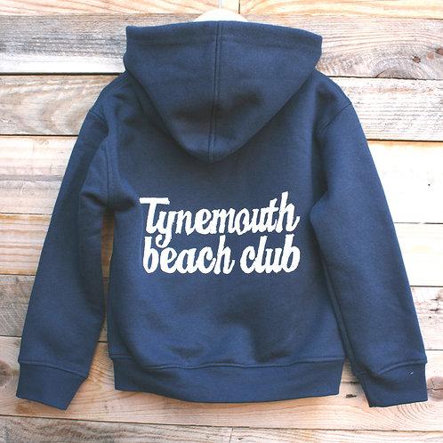 Tynemouth Kids Beach Club Hoody