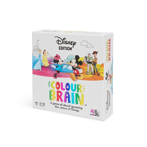 Big Potato Disney Colourbrain Family Game