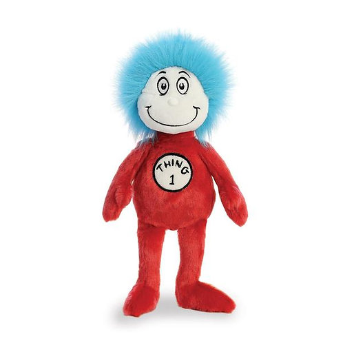 Dr Suess Thing 1 Soft Toy